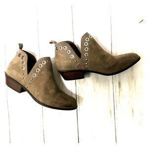 Sam Edelman  petty louise putty Girls Boots Sz 2